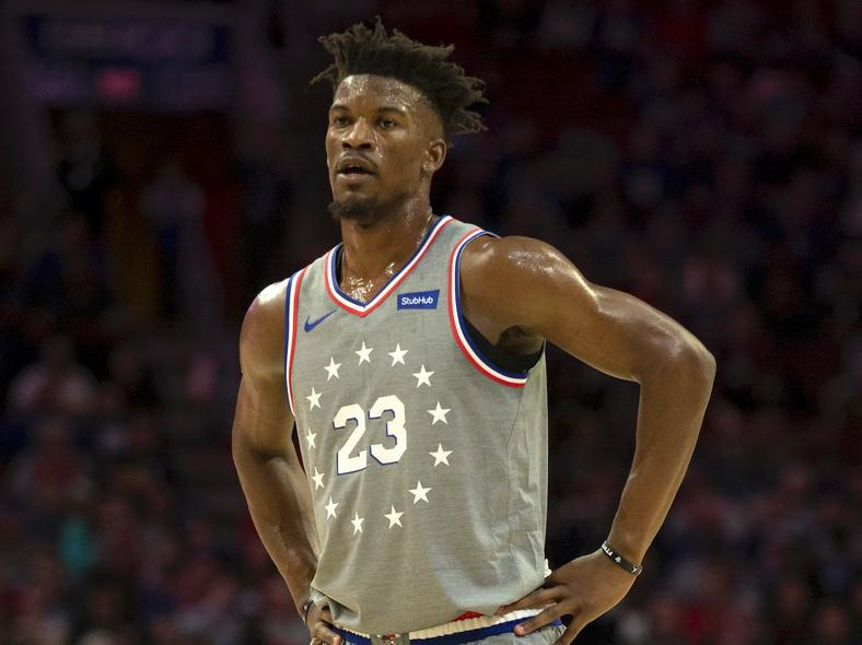 Jimmy Butler has changed the 76ers on and off the court.