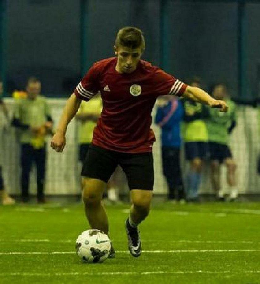 Bartek Przyborek. 19-letni piłkarz walczy z rakiem trzustki