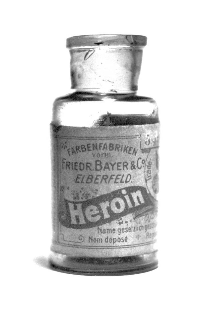 """Heroin, """"Bajer"""""""