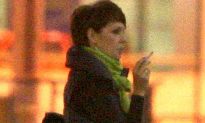 Dorota Gardias rzuciła papierosy i postawiła na sport. Dorota Gardias chce prowadzić zdrowszy tryb życia