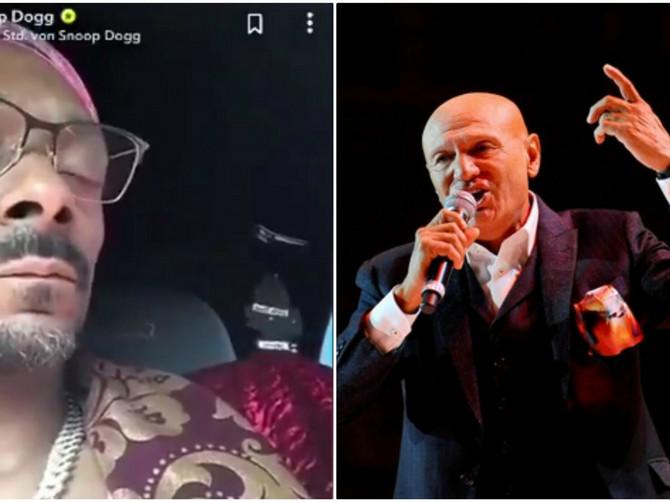 Snup Dog objavio snimak na kom sluša OVU Šabanovu pesmu i srpski Tviter je ODLEPIO: Pao je u sevdah uz stihove koje OBOŽAVA svaki boem