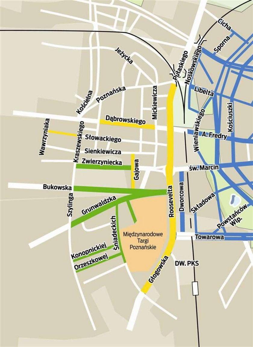 Gdzie w Poznaniu zaparkujesz taniej