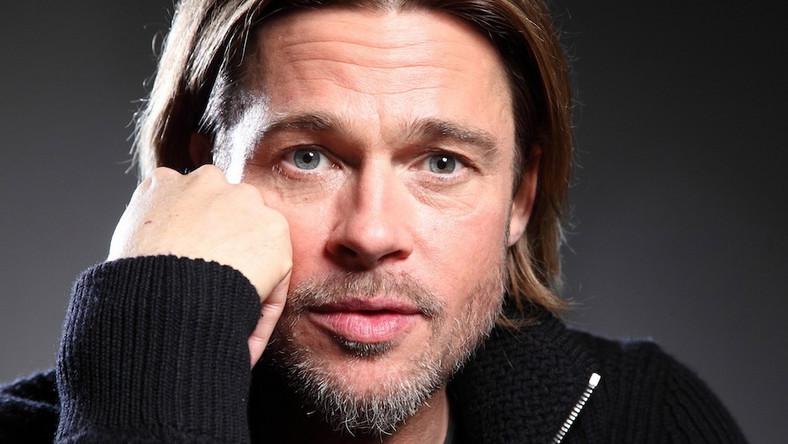 """1. Brad Pitt pierwszy dzięki występom w filmach """"Moneyball"""", """"Drzewo życia"""" i """"Happy Feet: Tupot małych stóp 2"""""""