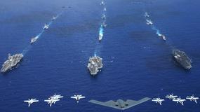 Światowe zbrojenia - kto wydał w ostatnim roku więcej, a kto mniej? Twardy reset 222