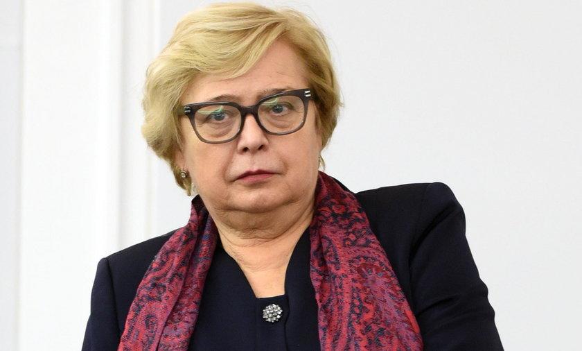 Małgorzata Gersdorf, była pierwsza prezes Sądu Najwyższego