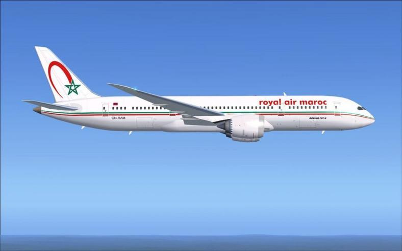 Royal Air Maroc [Fly Mags]