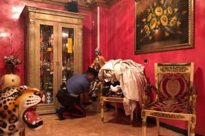 MAFIJA STAJL Pao je ozloglašeni italijanski bos sa 30 okorelih kriminalaca, a onda je policija otvorila vrata NJEGOVE VILE (FOTO)