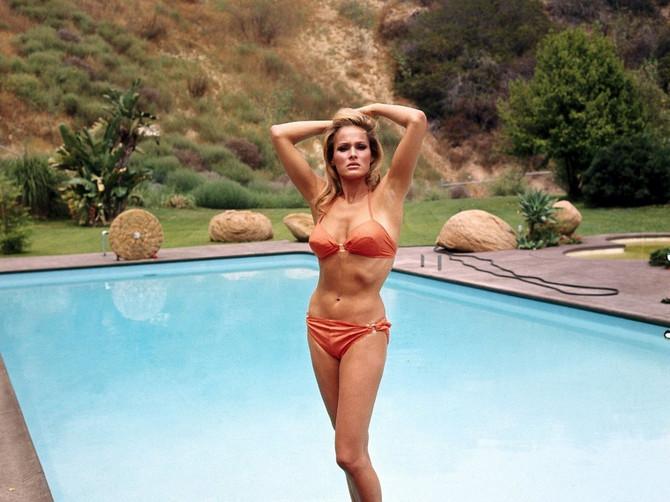 Ona je najlepša žena iz Švajcarske u celoj istoriji: Bila je čuvena Bondova devojka, a ono što kaže o toj ulozi je prilično šokantno