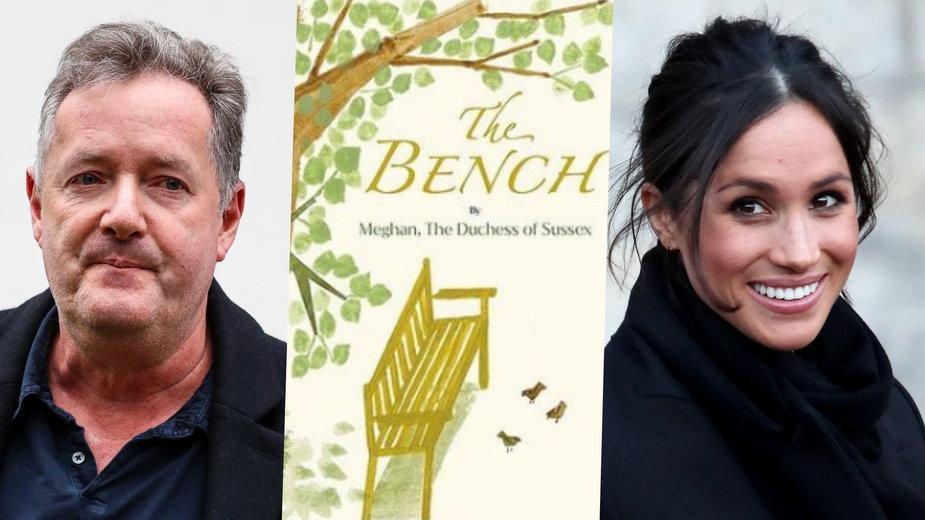 Piers Morgan krytykuje Meghan Markle za pomysł na książkę