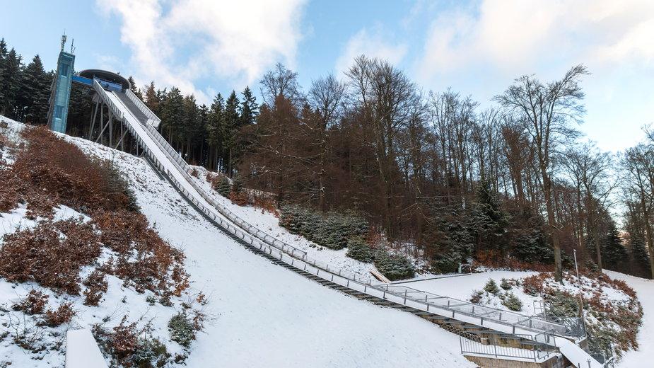 Skoczna w Willingen, Niemcy