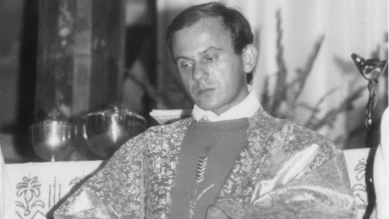 ks. Jerzy Popiełuszko archiwale