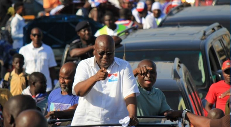 I never came to lie or deceive Ghanaians – Akufo-Addo