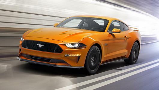 Ford Mustang najchętniej kupowanym autem sportowym na świecie