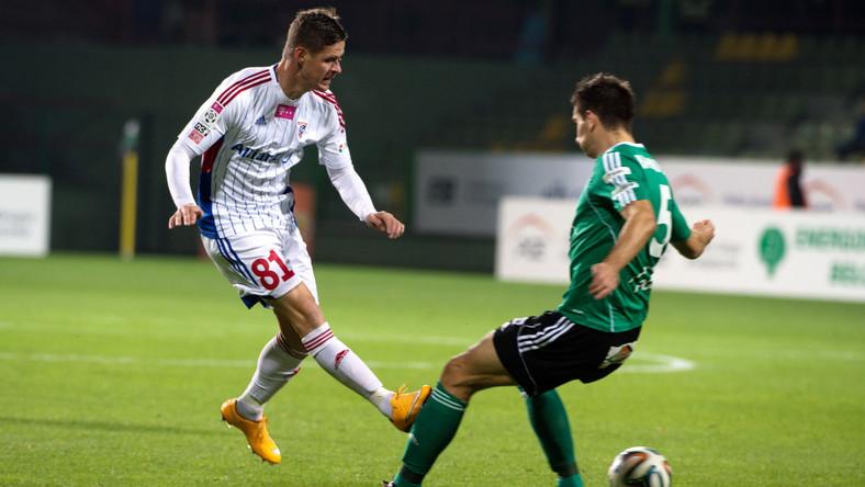 T-Mobile Ekstraklasa: GKS Bełchatów pokonał Górnika Zabrze 1:0