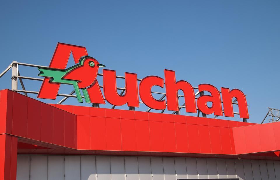 7. Auchan Polska - przychody: 10,08 mld zł