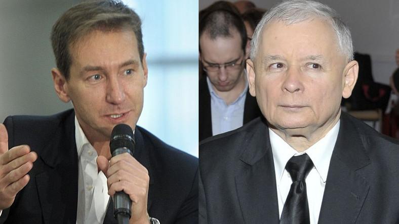 Piotr Kraśko, Jarosław Kaczyński