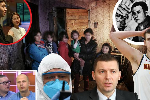 "TOP 7 ""BLICA"" Izborna i druge groznice, uspon parazita i TUŽNA PRIČA O NAMA"