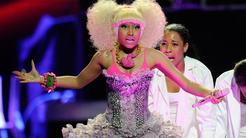 Nicki Minaj (fot. Getty Images)