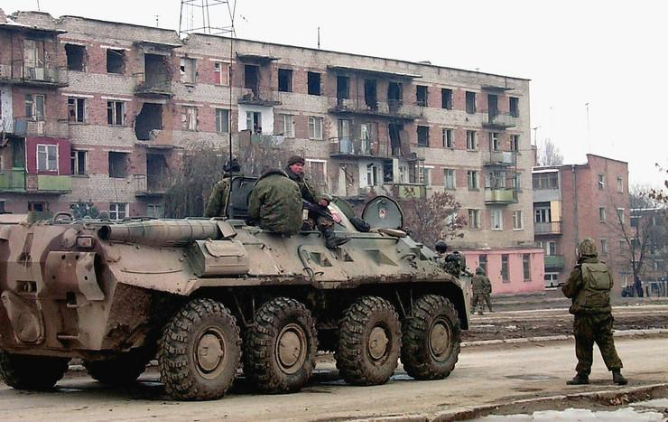 rat u čečeniji 1999,  drugi čečenski rat