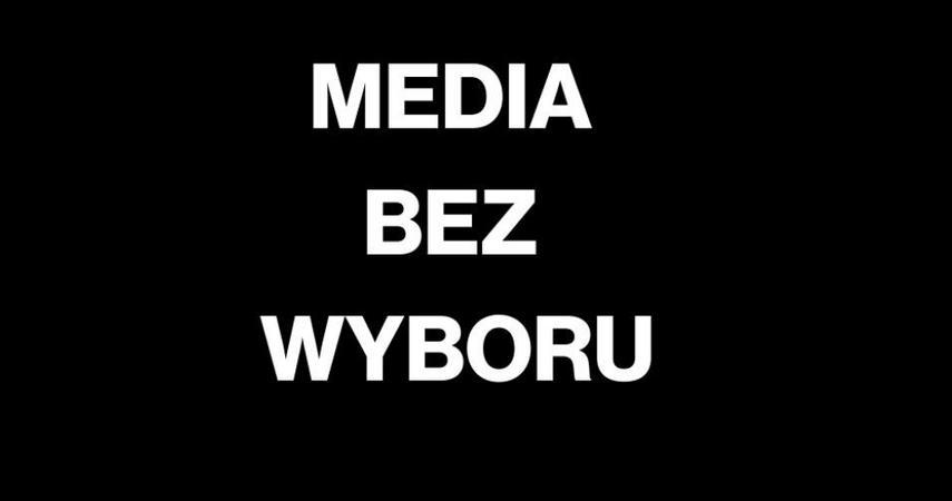 """Dlaczego nie działa TVN, Polsat, Radio Zet, Onet? """"Media bez wyboru"""""""