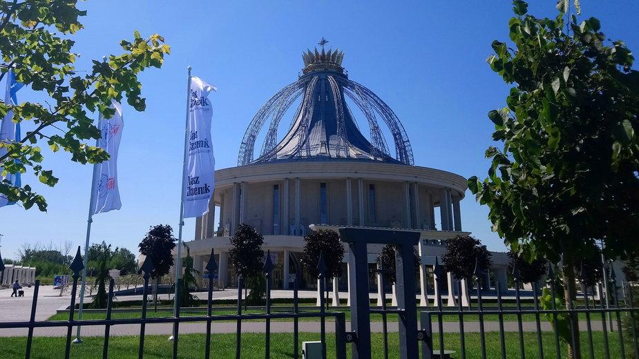 Sanktuarium Najświętszej Maryi Panny Gwiazdy Nowej Ewangelizacji i św Jana Pawła II w Toruniu