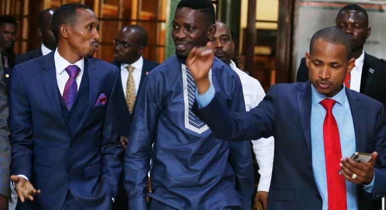 I will wear a hijab and sneak into Uganda – Babu Owino on Museveni's ban