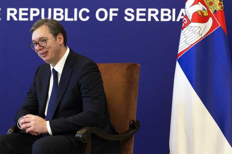Aleksandar Vučić, Aleksendar Lukašenko
