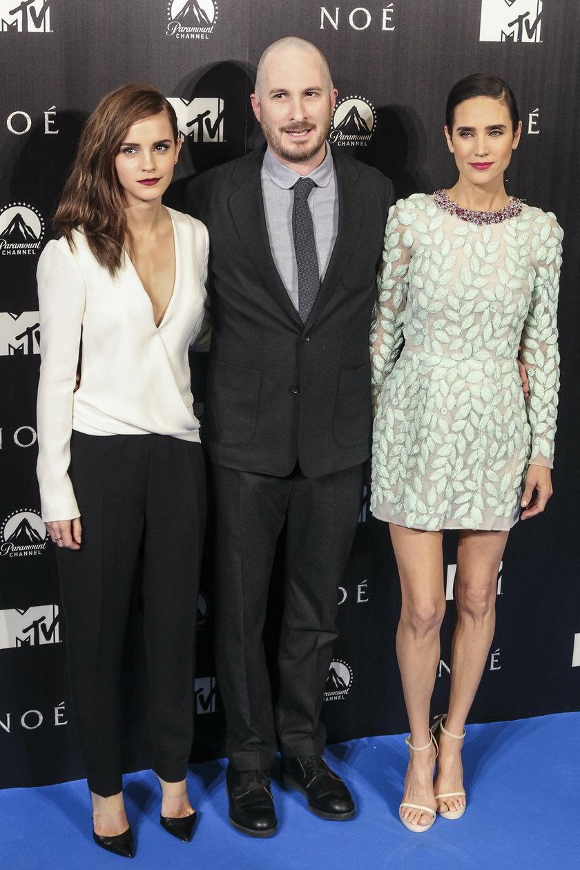 Emma Watson, Jennifer Connelly, Darren Aronofsky