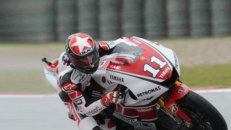 Pierwsze zwycięstwo w klasie MotoGP! Prezent dla Yamahy