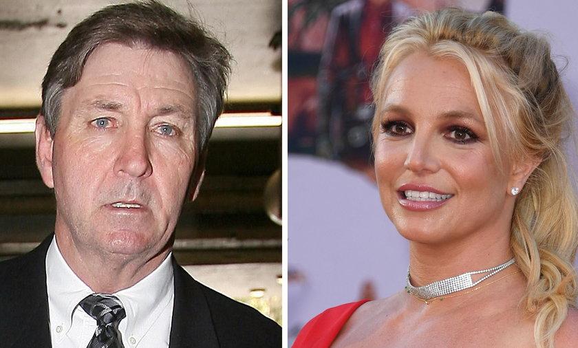 Ojciec Britney Spears chce zakończyć kuratelę nad swoją córką.