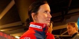 Największa rywalka Justyny Kowalczyk ma problem z zakładaniem skarpetek!
