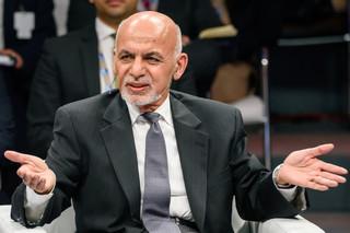 Prezydent Afganistanu otrzymał schronienie w Zjednoczonych Emiratach Arabskich