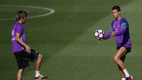 Coentrao znów zachwycił na treningu Realu