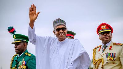 Buhari never promised to make the Naira equal to the Dollar, presidency insists