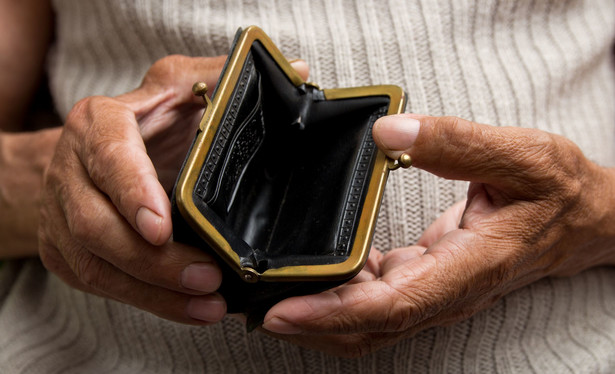 Pusty portfel