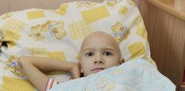 Pomagamy choremu chłopcu