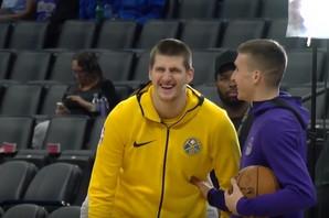 """AMERIKANCI U ČUDU """"Kako to da Srbi, poput Jokića i Bogdana, haraju NBA ligom!?"""""""