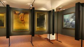 Polacy coraz częściej interesują się twórczością Beksińskiego