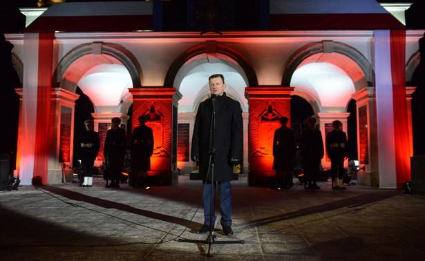 Mariusz Błaszczak przybył do USA z dwudniową wizytą