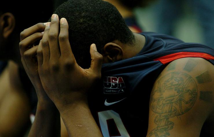 U19 košarkaška reprezentacija Srbije, U19 košarkaška reprezentacija SAD