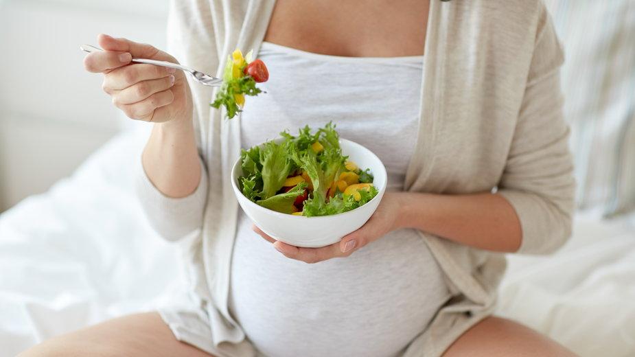 Dieta dla dwóch, czyli czego nie jeść w ciąży