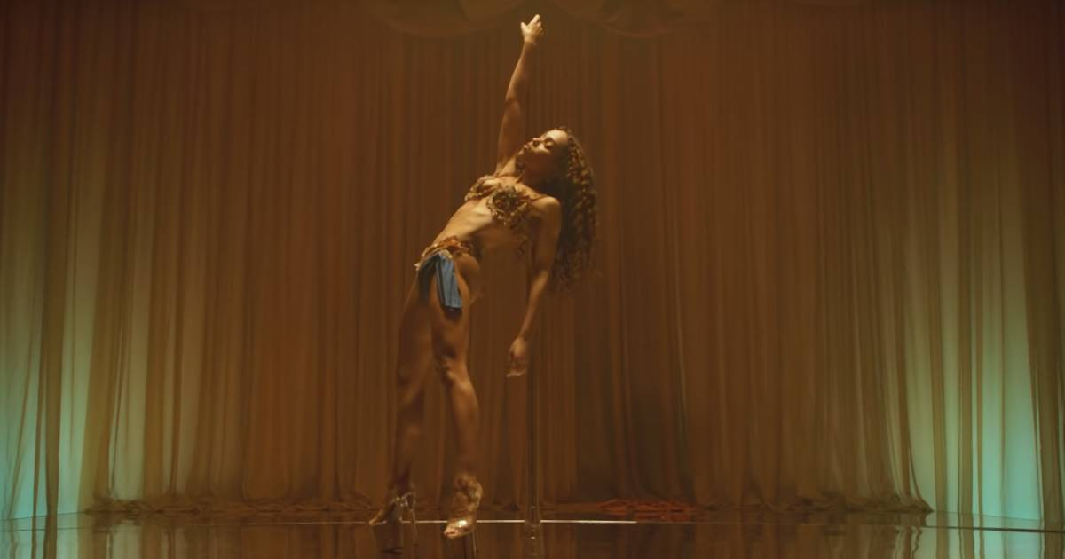FKA Twigs' neues Video: Poledance in seriös