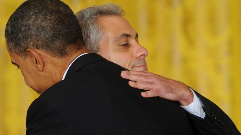 Były doradca Obamy burmistrzem wielkiego miasta