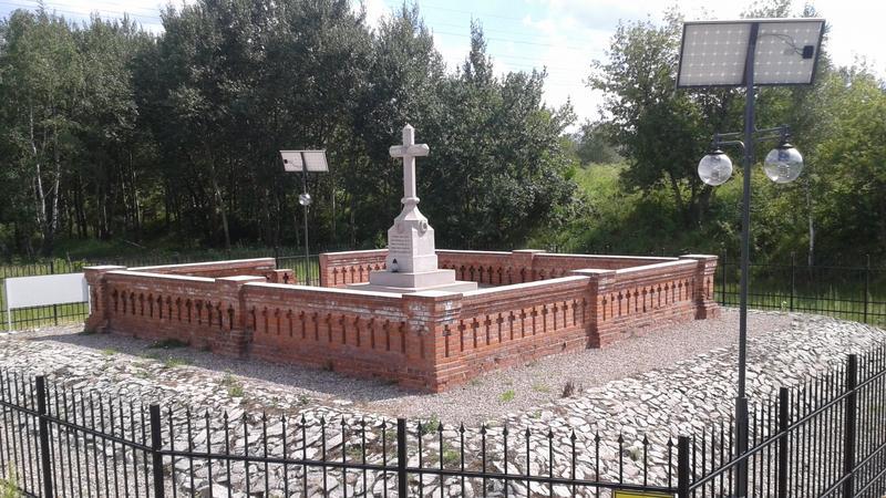 Cmentarz po rewitalizacji