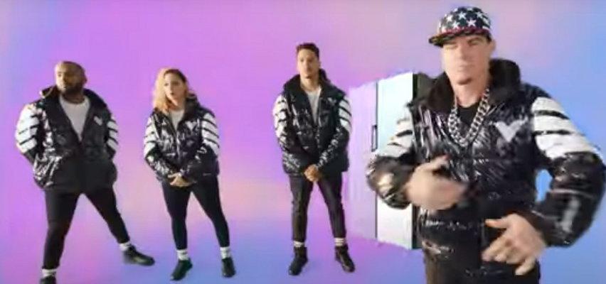 Vanilla Ice powraca! Legendarny raper w odświeżonej wersji swojego hitu promuje postawy proekologiczne. Posłuchajcie koniecznie!