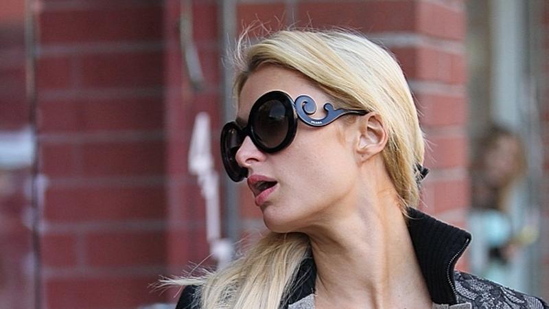 Paris Hilton (fot. Agencja BE&W)