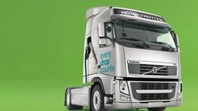 Volvo FH w specjalnej edycji Fuel Champion