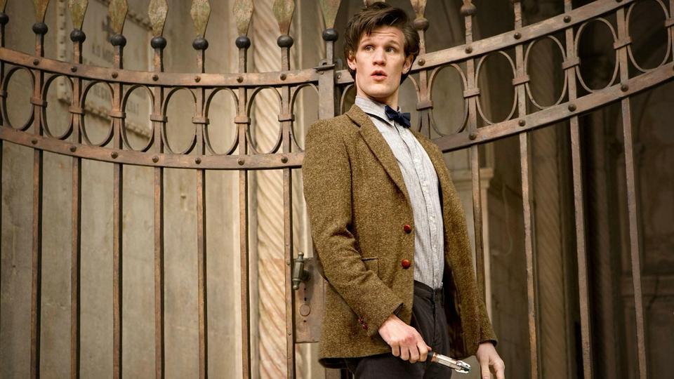 "Matt Smith – ""Doctor Who"""