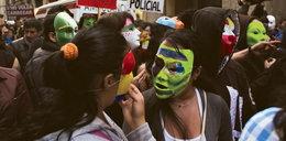 Protest prostytutek. Nie spodobała im sięnowa konkurencja