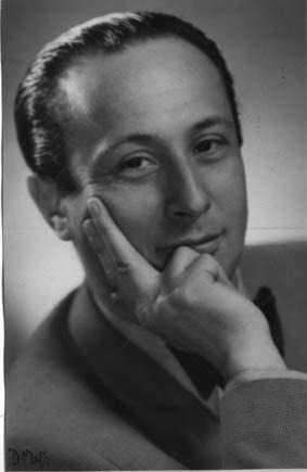 Portret fotograficzny Władysława Szpilmana (1948)